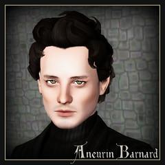 Aneurin Barnard