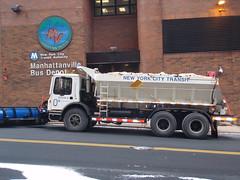 Snow-fighting Equipment