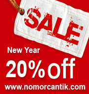 New Year 20%