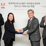 Asiance & Adobe Korea