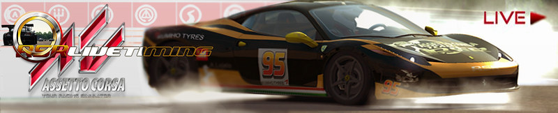 Assetto Corsa RSR Live Timing