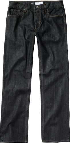 Classic Chev Denim - Rigid Indigo