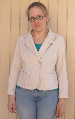 Khaki Moto Jacket