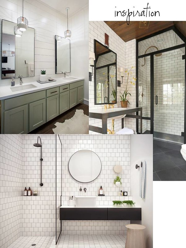inspiration for master bath