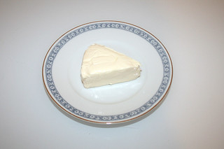 11 - Zutat Schmelzkäse / Ingredient soft cheese