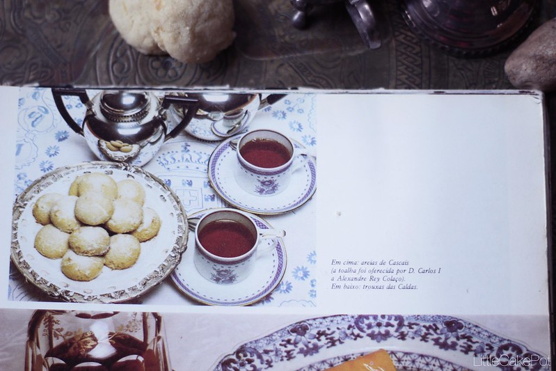 Recipe Book | Areias detail