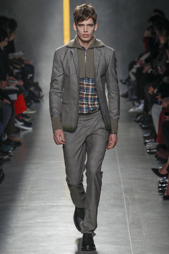 FW14 Milan Bottega Veneta045_Mark Cox(VOGUE)