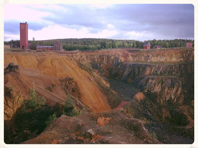 Falun mining