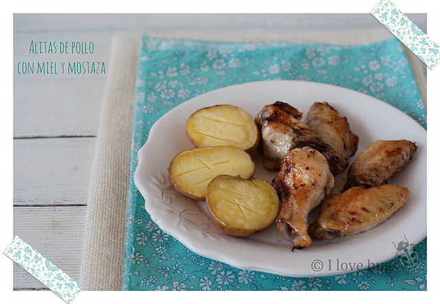 Alitas de pollo 2