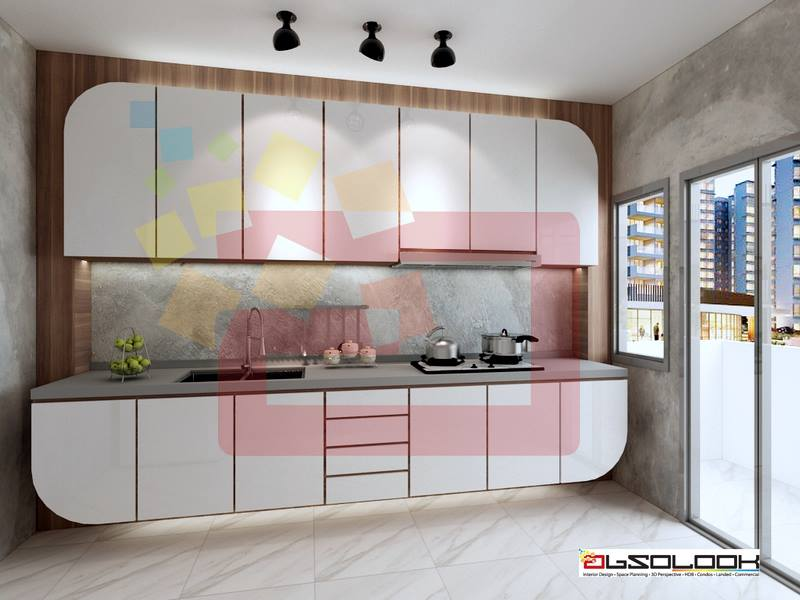 Kitchen designs for hdb bto flats for Kitchen ideas hdb
