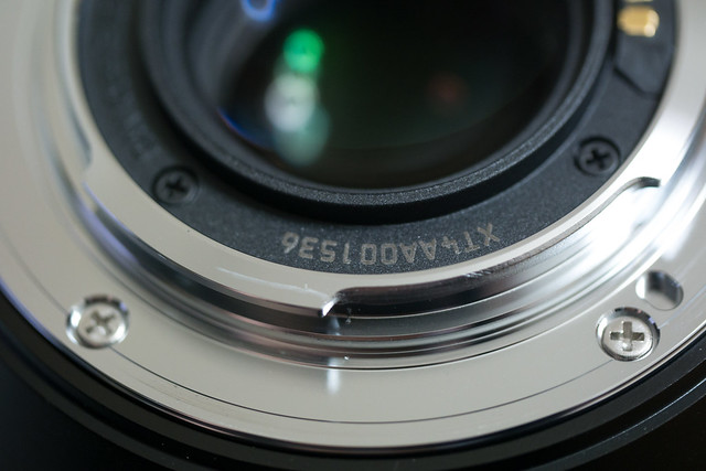 Nocticron - Lens ID