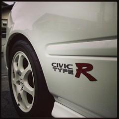 CIVICの加速。テンション上がる。