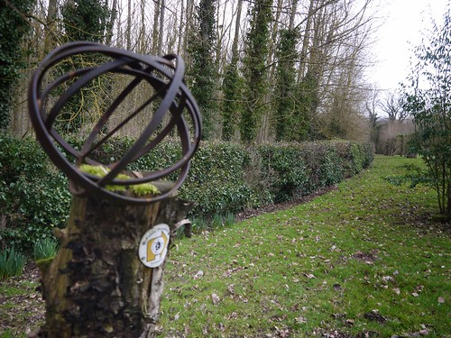 Monarch's Way - Someone's Garden