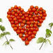Tomatoes are good for the heart! :-)