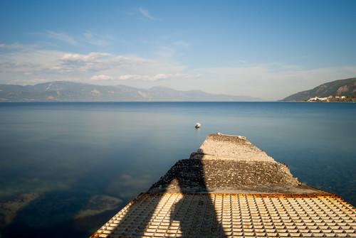 blue sea sky dock greece nd400 psathopirgos