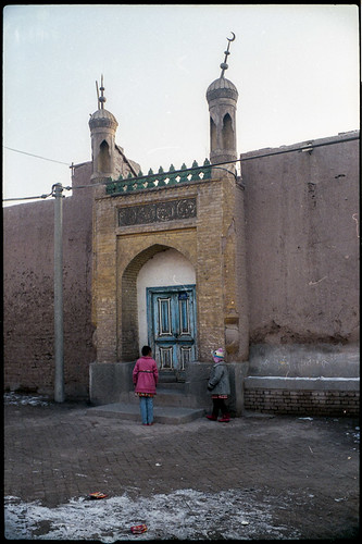 Kashgar 2014 by Vasilij Betin