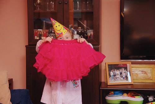 Nora's Fifth Birthday