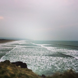 Image of Portstewart Strand. square squareformat mayfair iphoneography instagramapp uploaded:by=instagram