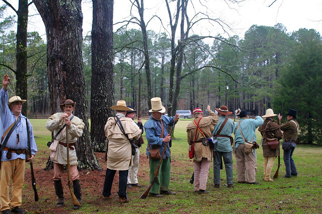 200th anniversary of the battle at horsehoe bend  - 31