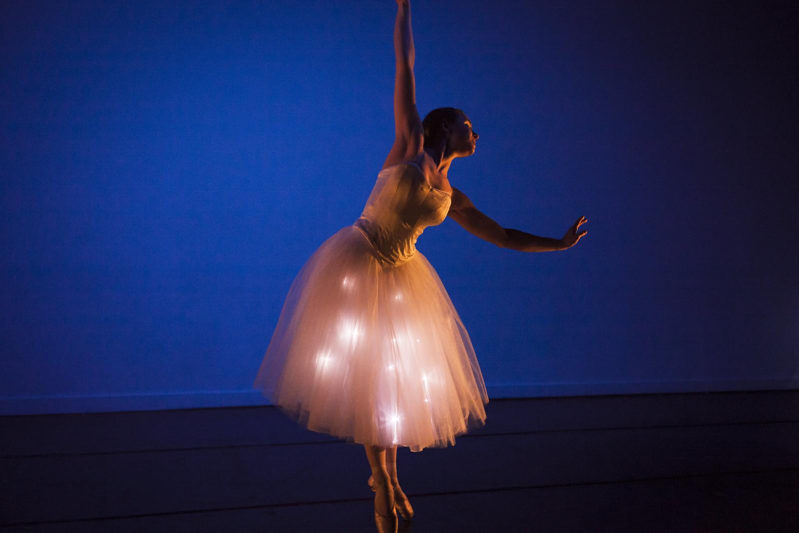 Illuminated tutu
