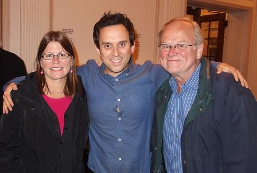 Terri and Brad and Me