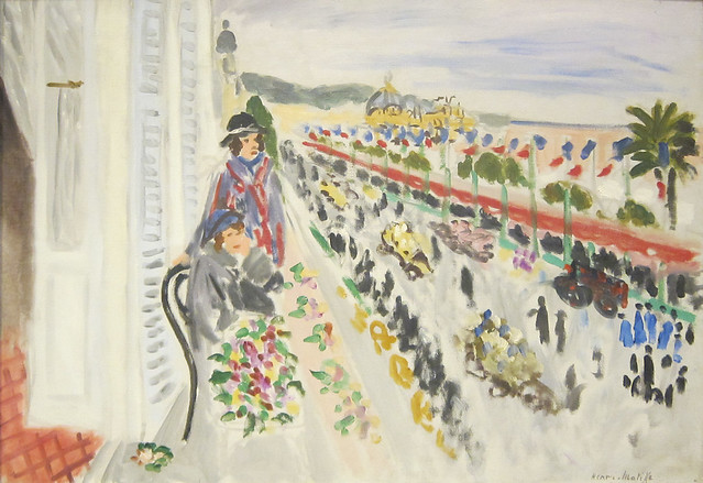 Henri Matisse, Festival of Flowers, 1922