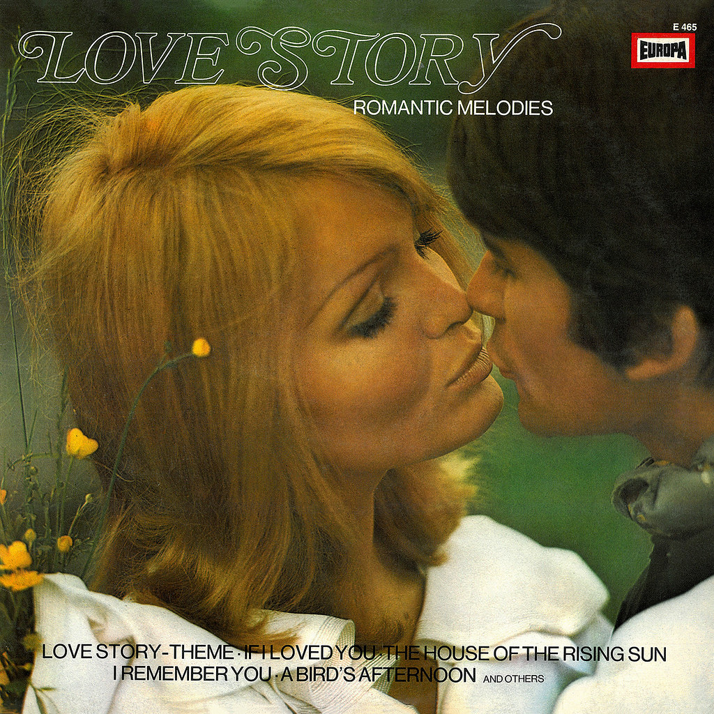 Various Artists - Love Story