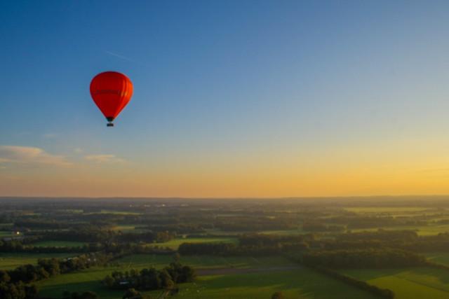 Airballon skyline