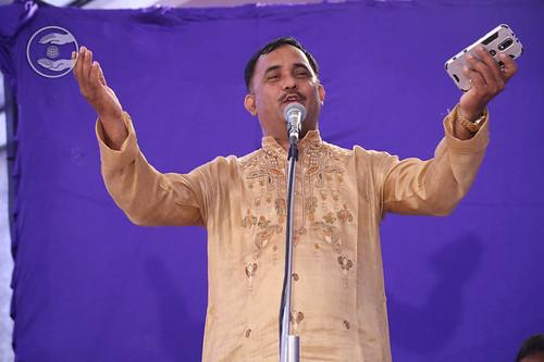 Devotional song by Prakash Nayak and Saathi