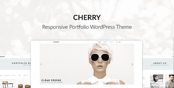 Cherry WordPress Theme free download