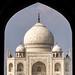 The Taj Mahal by Mijan Rashid