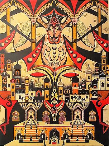 art africain biarritz