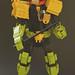 Judge Dredd by paddybricksplitter