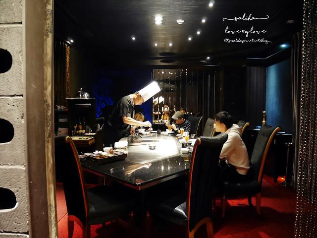 台中美食浪漫餐廳推薦南屯區五權西路凱焱鐵板燒 (11)