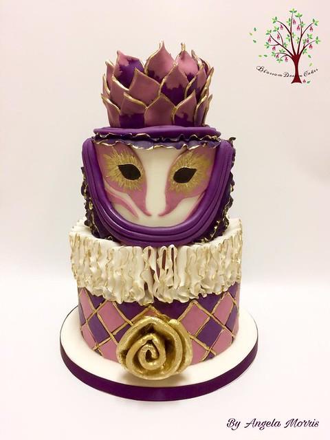 Cake by Blossom Dream Cakes