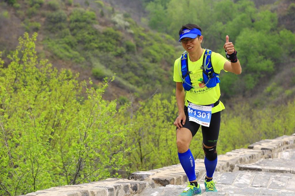 北京金山嶺長城馬拉松-攝影師照片-19