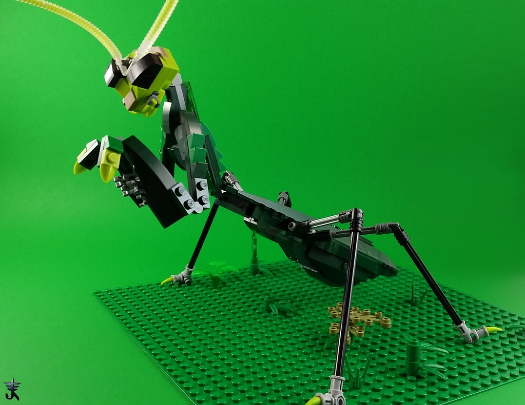Mantis (custom built Lego model)