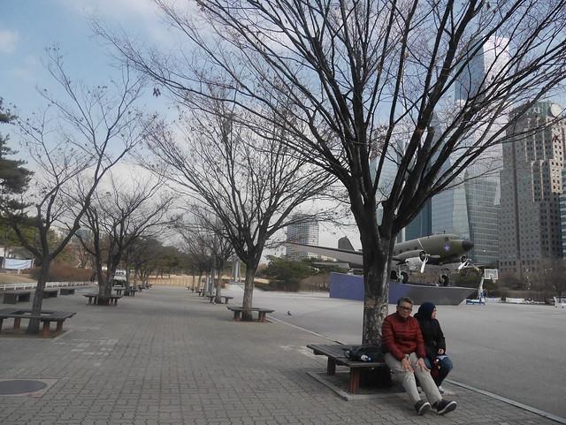 Yeouido park, Panasonic DMC-GF7, LUMIX G VARIO 12-32mm F3.5-5.6