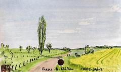 Le Tour de France virtuel - 70 - Haute-Saône