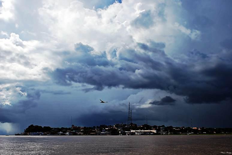 Projeto de Bolsonaro prevê ponte sobre o Amazonas em Óbidos e hidrelétrica no rio Trombetas, Óbidos, cidade do PA