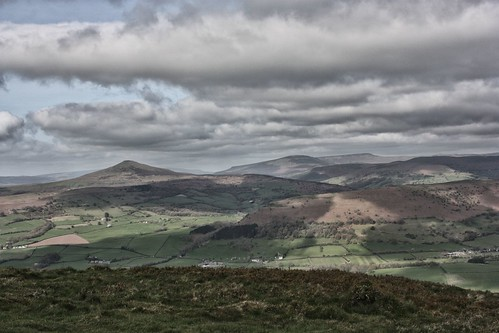 Views Of Or From The Skirrid (RAY TYLER IMAGES)