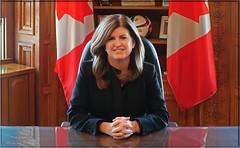 2017 April 13 ~ The Honourable Rona Ambrose, P.C., M.P., Interim Leader of the Official Opposition in Canada