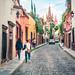 San Miguel de Allende por Andrey Khrulev