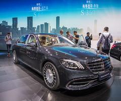 mercedes benz maybach s680 shanghai 2017 | 2017_04_0265 | phreekz