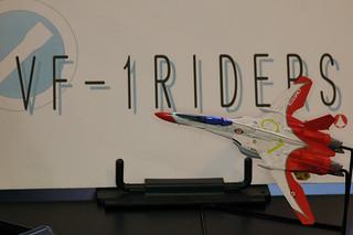 VF-1 RIDERS