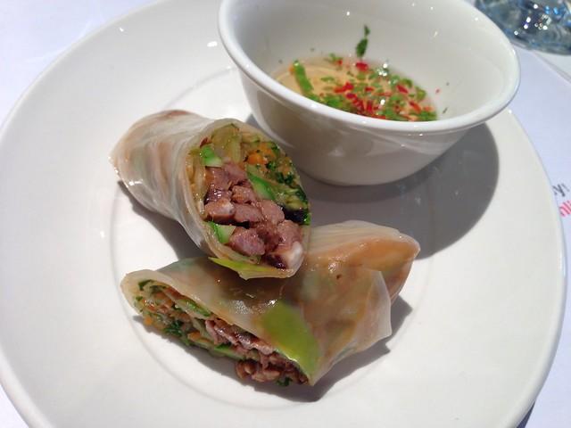 wagamama beef rolls (flickr)