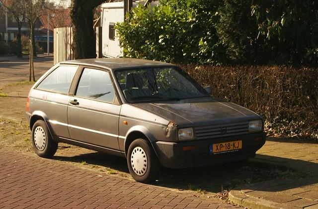 1989 Seat Ibiza XL 1.5i