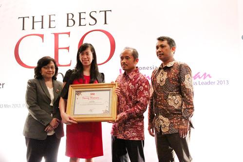 Indonesia Young Women Future Leader 2013: Anita Wati.