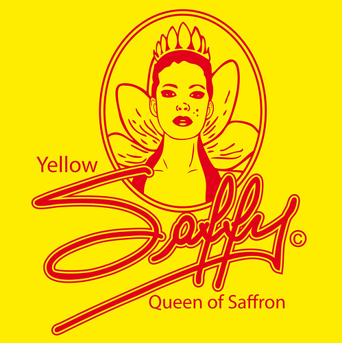 Yellow Saffy logo