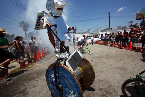 848 robots attack